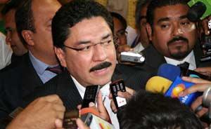 l'ex-gouverneur Ulizes Ruiz