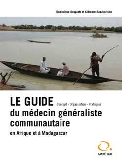 Couverture du guide du médecin géneraliste à madagascar
