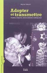 Couverture du livre Adopter et Transmettre