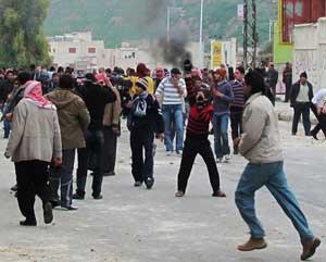 « Intifada » à Hama