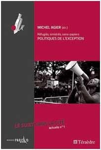 Couverture du livre Politique de l'Exception