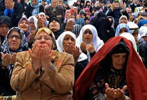 2011, Printemps arabe