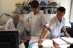 Medecins pour les jeunes du Centre Guy Moquet