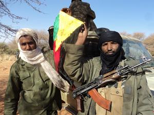 Les rebelles islamistes occupent le nord Mali (Irin / Magharebia)