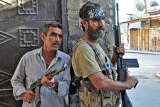 Syrie, Alep 2012