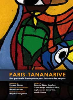 Paris-Tananarive, livre-CD