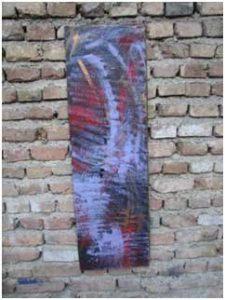 Yasmin Majd, Galerie Vali, Téhéran, 2007