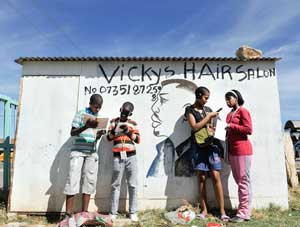 Jeunes reporters radio (Afrique du Sud)