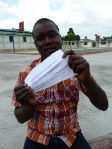 Charlot Jeudit lutte contre l'homophobie en Haïti