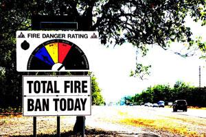 Les feux en australie