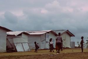 Camp de réfugiés, Cote-d'Ivoire