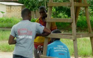 Camp de réfugiés de Little Llebo (Côte d'Ivoire)