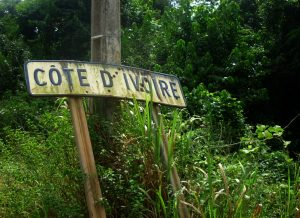 frontière ivoirienne