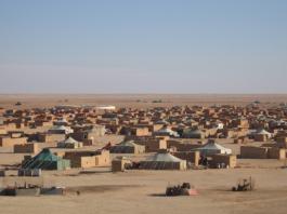 Campements Sahraouis, Algérie, 2007