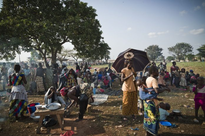 Crise centrafricaine