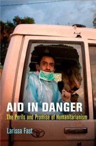Aid in danger, Larissa Fast