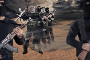 combattants musulmans