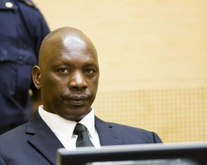 Thomas Lubanga devant la Cour Pénale Internationale