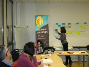 atelier recherche emploi résonances humanitaires