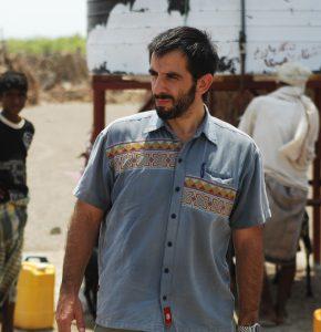 Sylvain, anvien travailleur humanitaire