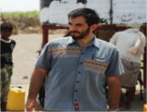 Sylvain, adhérente résonances humanitaires