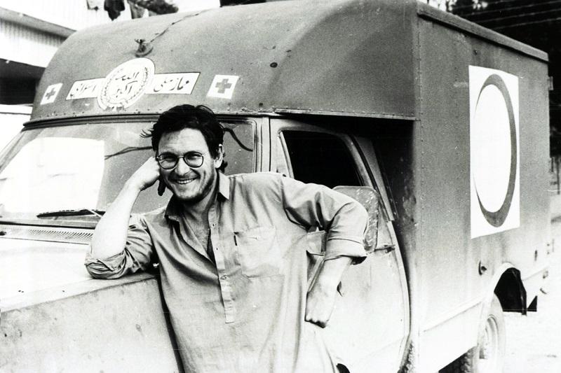 Rony Brauman, à ses début