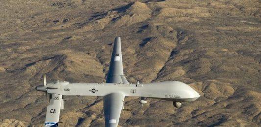 drone predateur