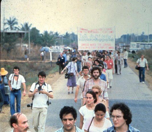 Marche pour la survie du Cambodge