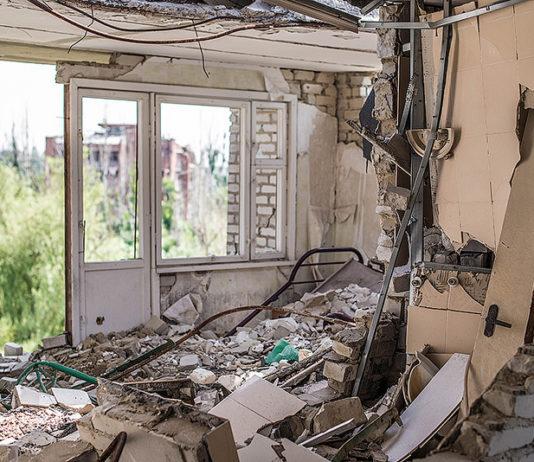 Guerre dans le Donbass