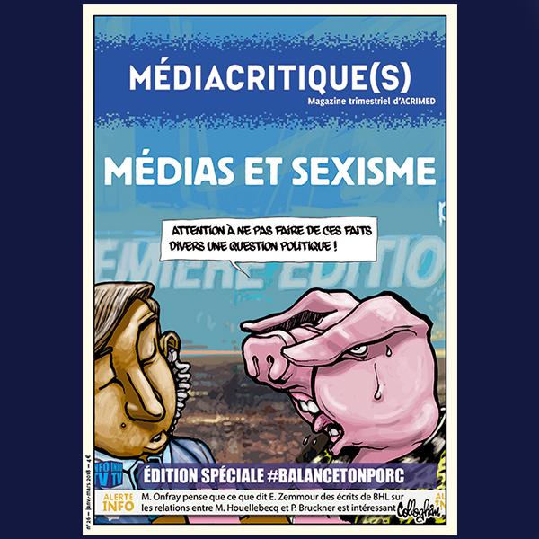 Medias et sexisme